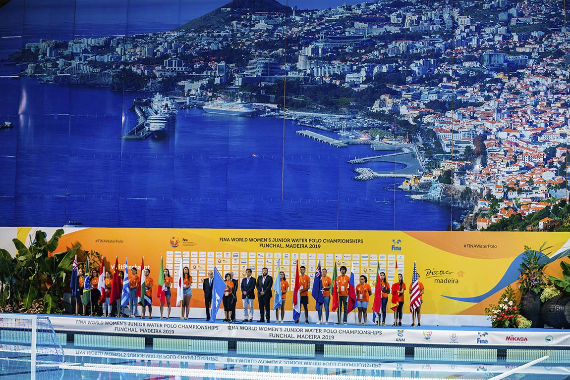 FINA World Women's Junior Water Polo Championships